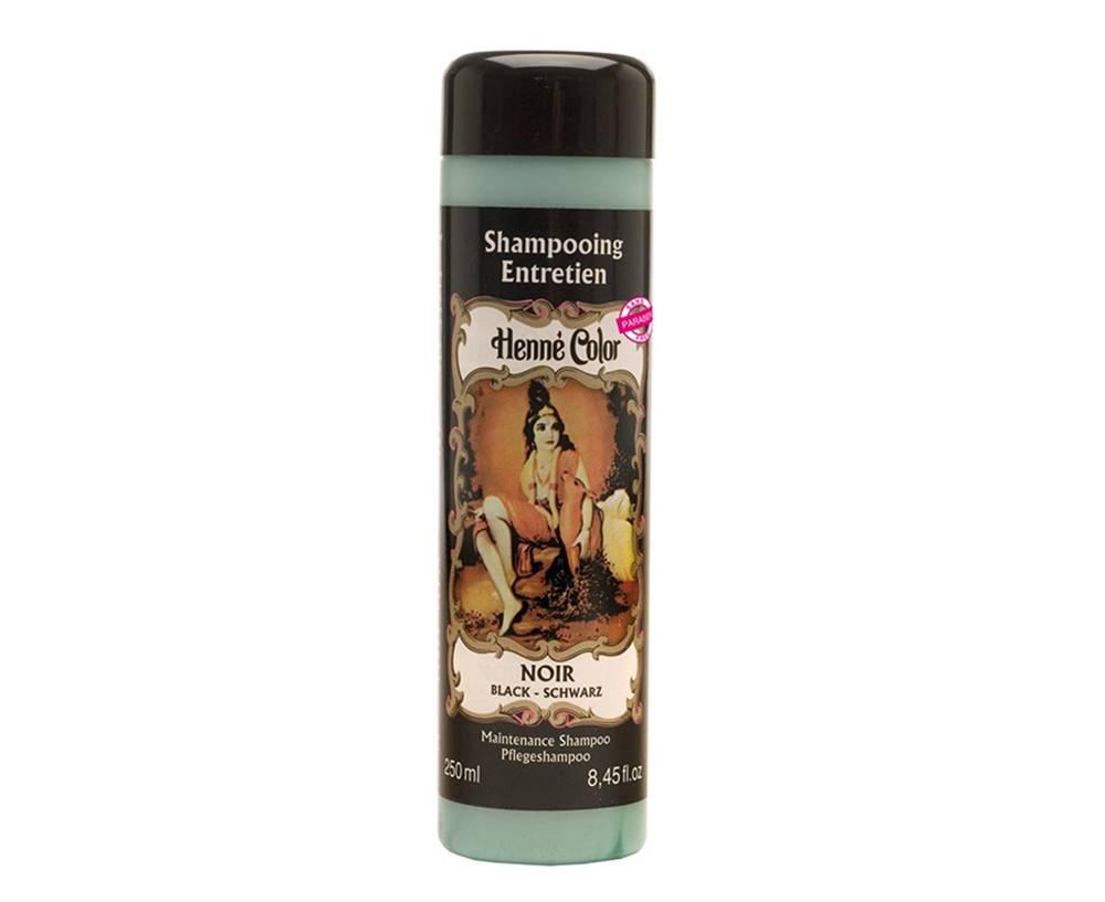 Henné Color Paris Henné Color Paris Noir, prírod. šampón s výťažkom z henny, farba čierna, 250 ml