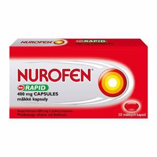 Nurofen Rapid 400 mg kapsuly 10 cps