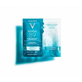 VICHY MINERAL 89 Hyaluron Booster pleťová maska 29 g