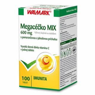 Walmark Megacéčko 600 mg mix príchutí 90 tbl