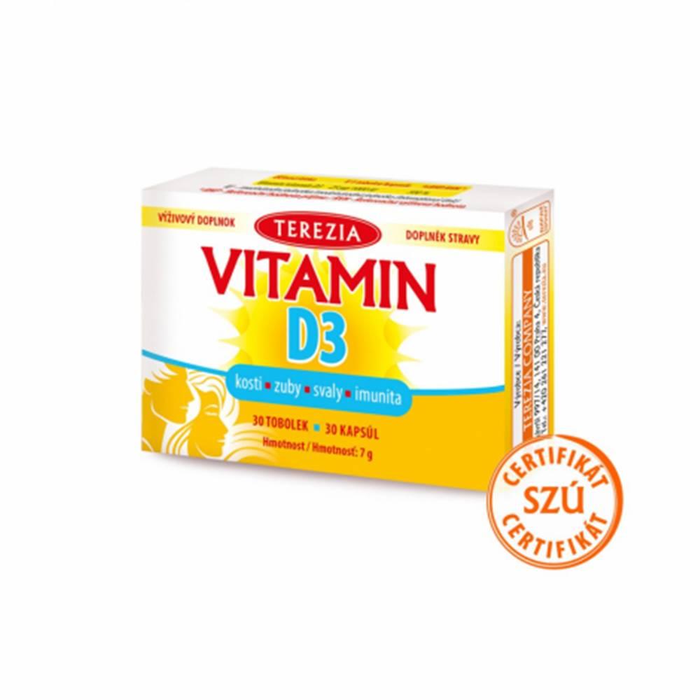 Terezia Company TEREZIA Vitamín D3 1000 IU cps 30
