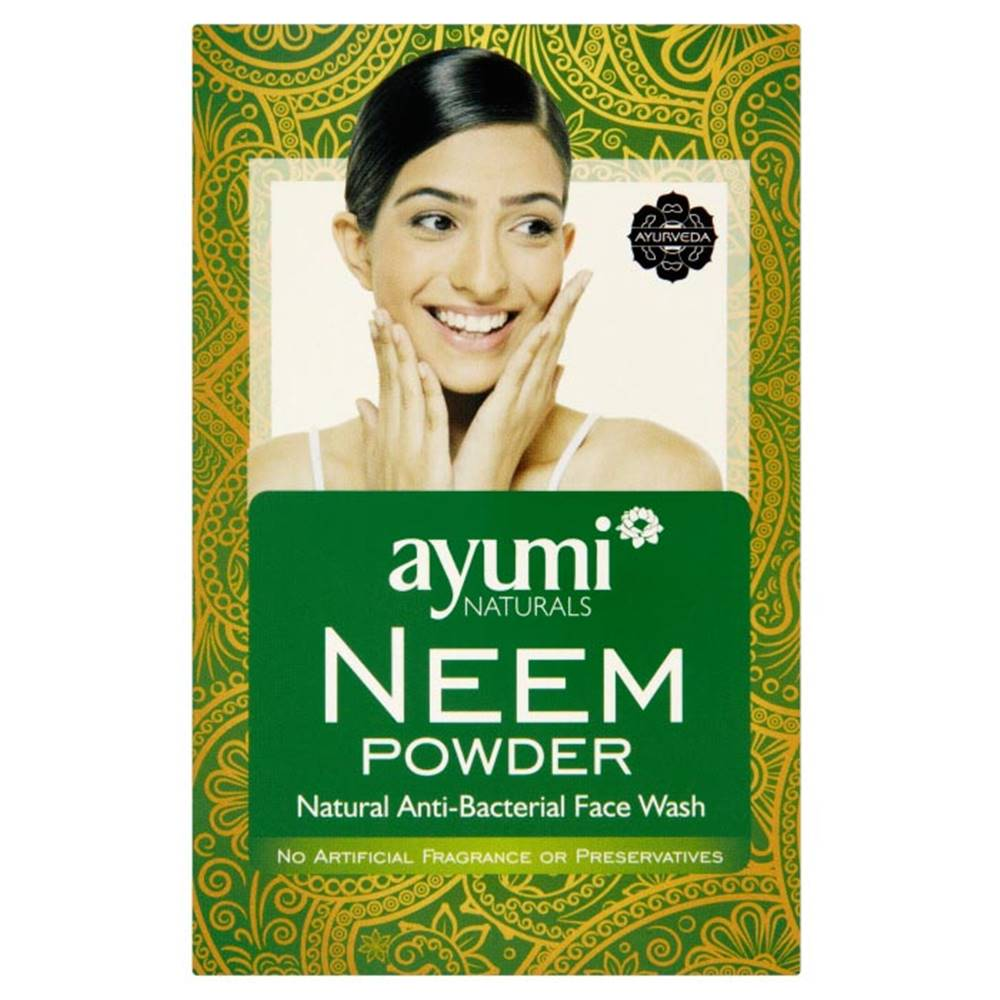 Ayumi naturals Ayumi naturals Neem Powder, silné prírodné tonikum, 100 g