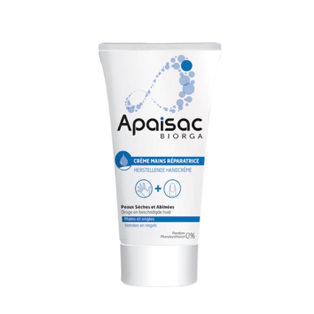 Apaisac Biorga APAISAC BIORGA Reparačný krém na ruky, modrá rada 50 ml