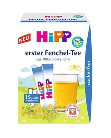 HiPP BIO Prvý feniklový čaj 15 kusov