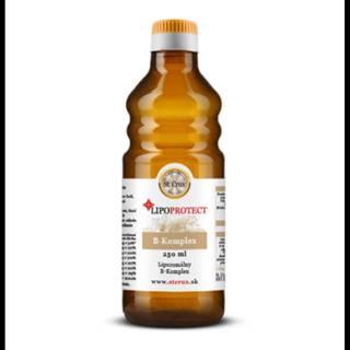LIPOPROTECT B-Komplex 250 ml