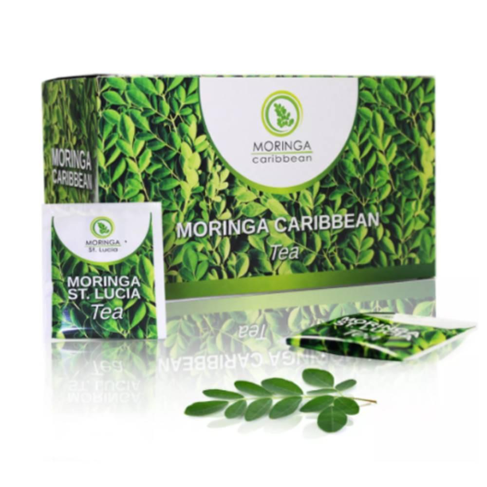 MORINGA Caribbean tea - drv...