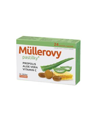 Vitamíny a minerály DR. MÜLLER