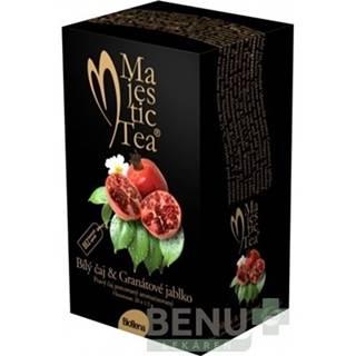 Biogena Majestic Tea Biely čaj & Granátové jablko 20x1,5g