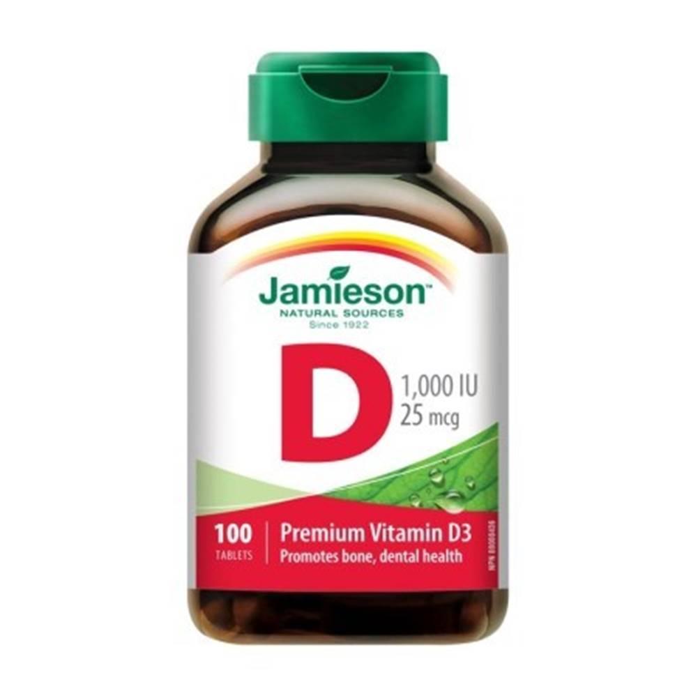 Jamieson JAMIESON Vitamín D3 1000 IU 90 kapsúl