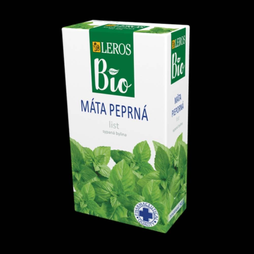 Leros LEROS Bio mäta pieporná 20 x 1,3 g