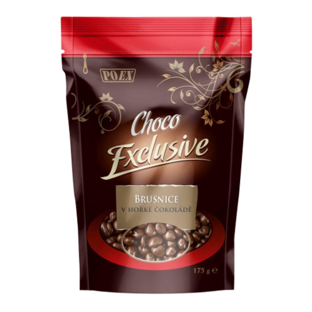Poex POEX Brusnice v horkej čokoláde 175 g