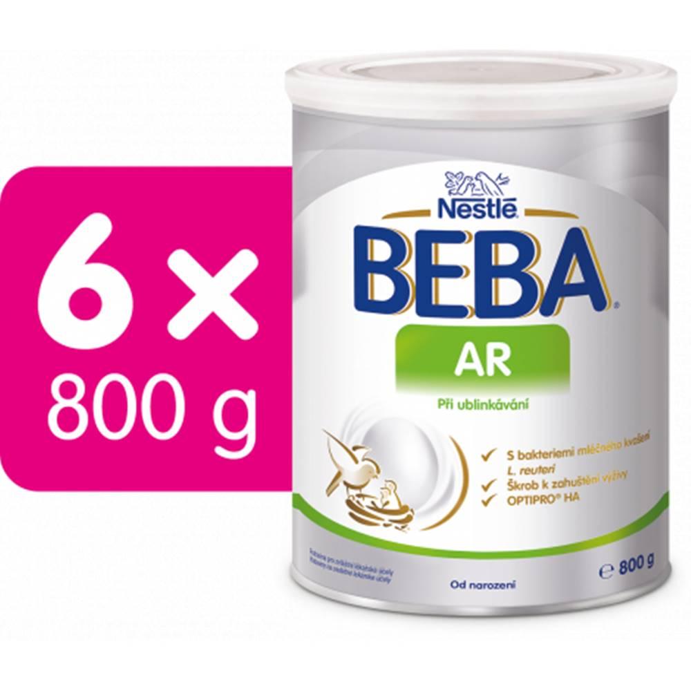 Nestlé BEBA AR HA pri odgrckávaní, od narodenia 6x800G
