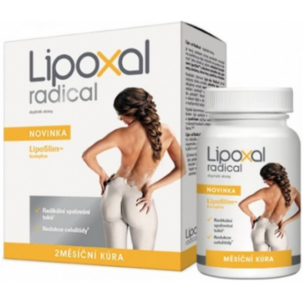 Simply you pharmaceuticals Lipoxal Radical 180 tabliet