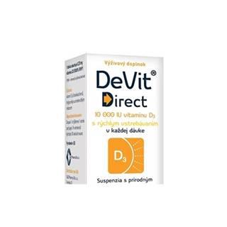 S&D Pharma DeVit Direct 10 000 IU sprej 6 ml