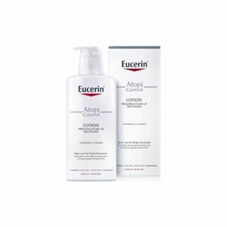 Eucerin AtopiControl telové mlieko 400ml