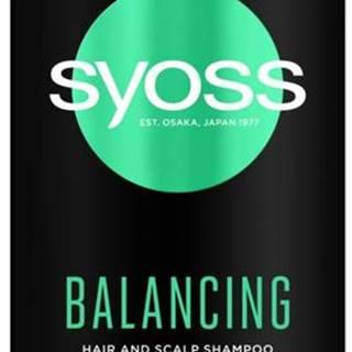 Syoss Balancing šampón