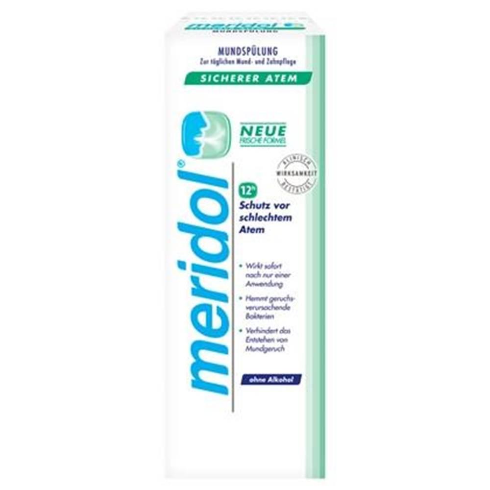 Meridol Meridol halitosis safe breath ústna voda