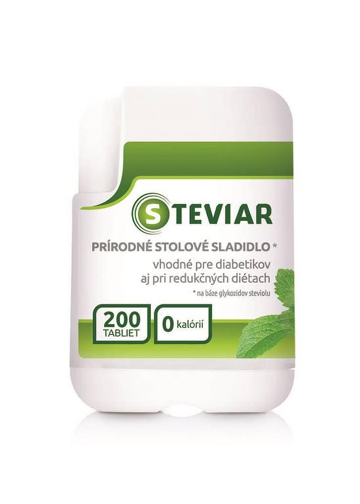 Steviar STEVIAR stolové sladidlo