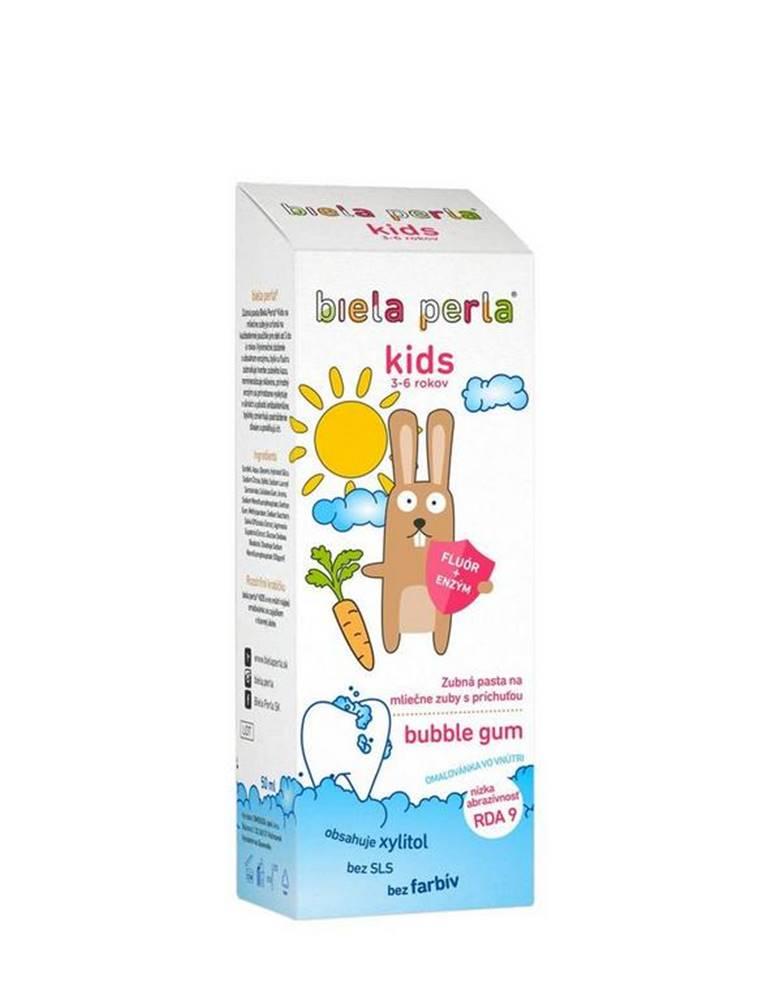 Biela perla Biela perla - kids, zubná pasta