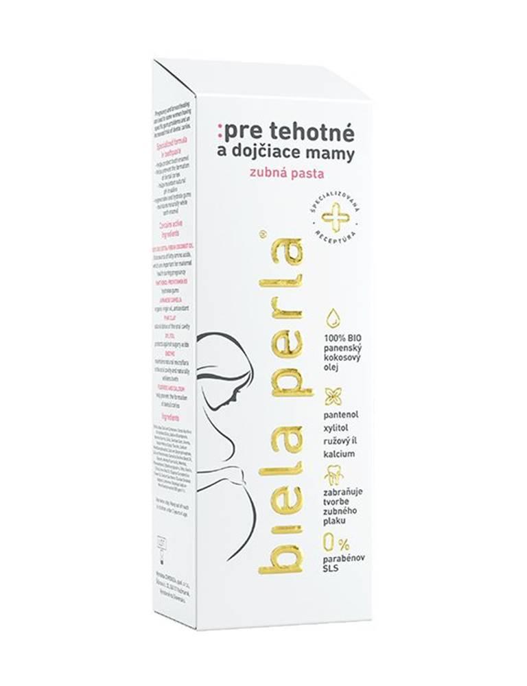 Biela perla Biela perla - pre tehotné a dojčiace mamy, zubná pasta