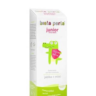 Biela perla - junior, zubná pasta