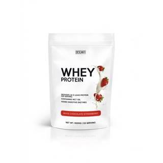 Descanti Whey Protein White Chocolate Strawberry 500G