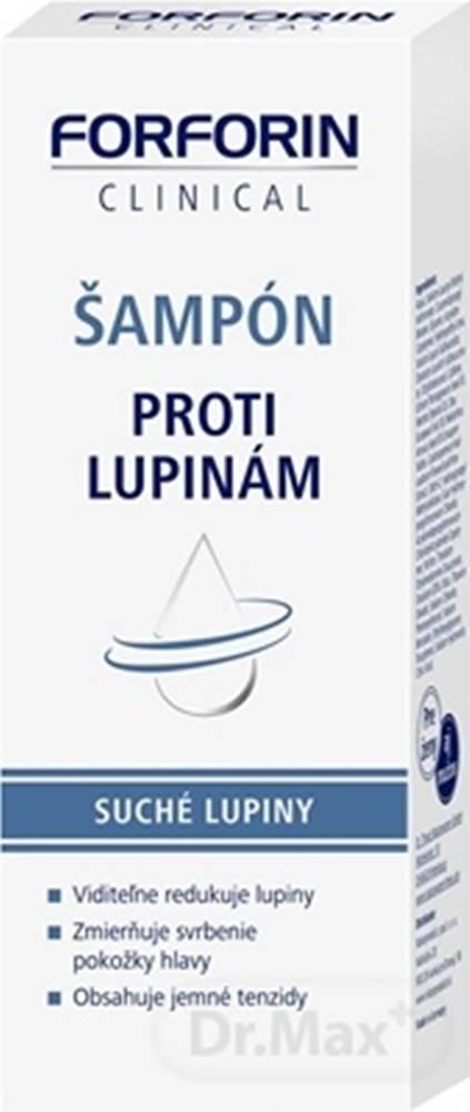 Dr.Theiss Forforin šampón proti lupinám
