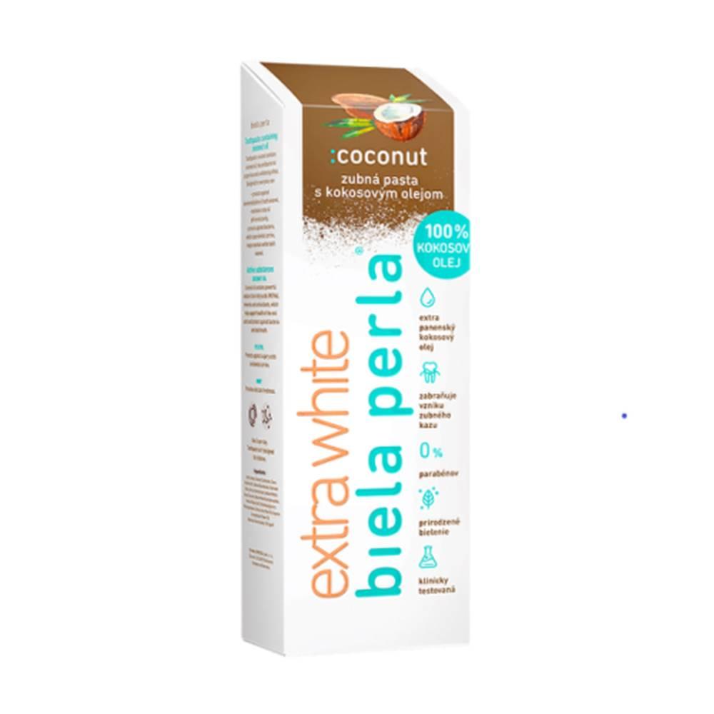 Biela perla BIELA PERLA Coconut zubná pasta 75 ml