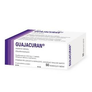 GUAJACURAN 200 mg 50 tabliet