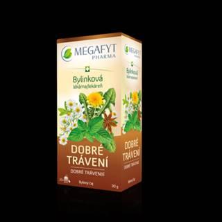 MEGAFYT Čaj bylinková lekáreň dobré trávenie 20 x 1,5g