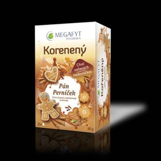 MEGAFYT Čaj čierny korenený pán perniček 20 x 2g