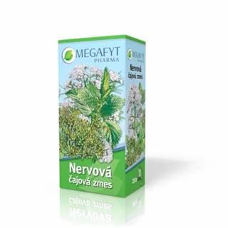 MEGAFYT Nervová čajová zmes 20 x 1,5 g
