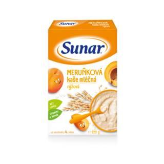 SUNAR Marhuľová kaša mliečna ryžová 225 g