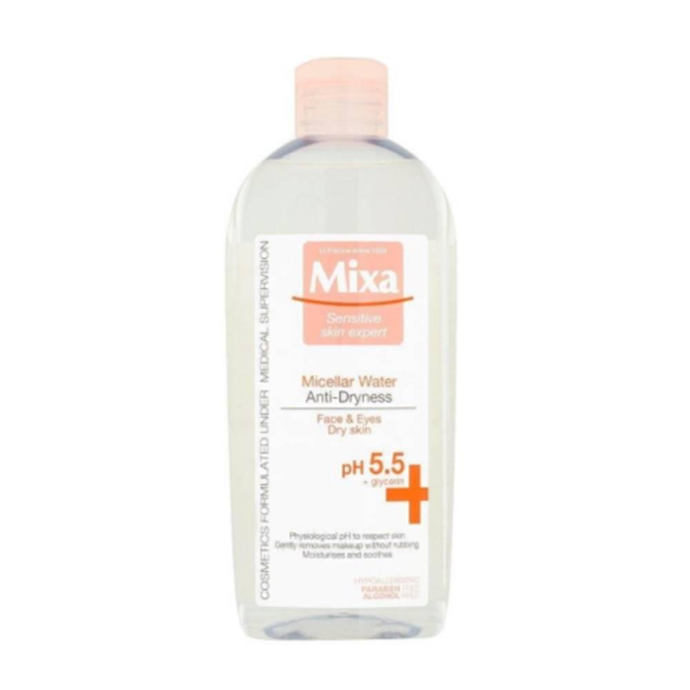 Mixa MIXA Micelárna voda proti vysušovaniu pleti pre citlivú pleť 400 ml