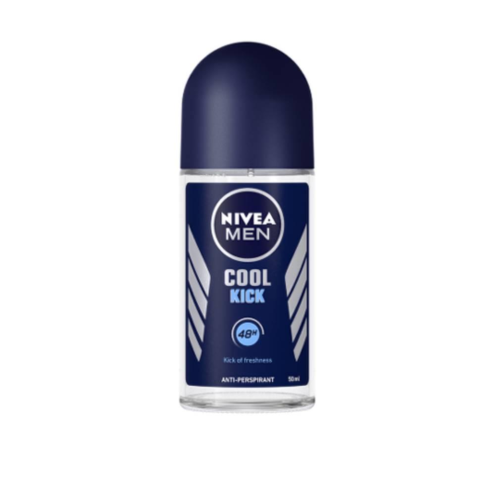 Nivea NIVEA Men anti-perspirant cool kick gulôčkový 50 ml