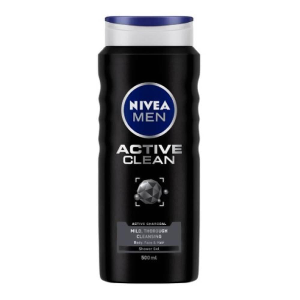 Nivea NIVEA Men sprchový gél active clean 500 ml