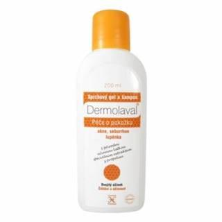 DERMOLAVAL Sprchový gél a šampón 200 ml