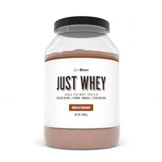 GYMBEAM Proteín just whey príchuť čokoládový milkshake 1 000 g