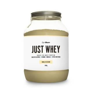 GYMBEAM Proteín just whey príchuť vanilková zmrzlina 1 000 g