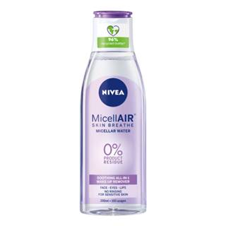 NIVEA Micelárna voda micellair sensitive 200 ml