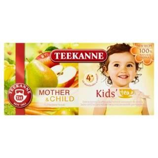 TEEKANNE M&CH Kids tea 4m+ 20 x 2,25 g