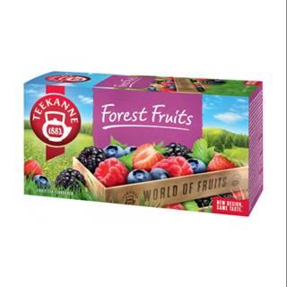 TEEKANNE WOF Forest fruits 20 x 2,5 g