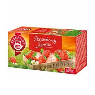 TEEKANNE WOF Strawberry sunrise 20 x 2,5 g