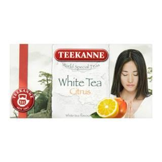 TEEKANNE WST White tea citrus 20 x 1,25 g