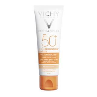 VICHY capital soleil krém na tvár SPF50+ zmatňujúci 50 ml