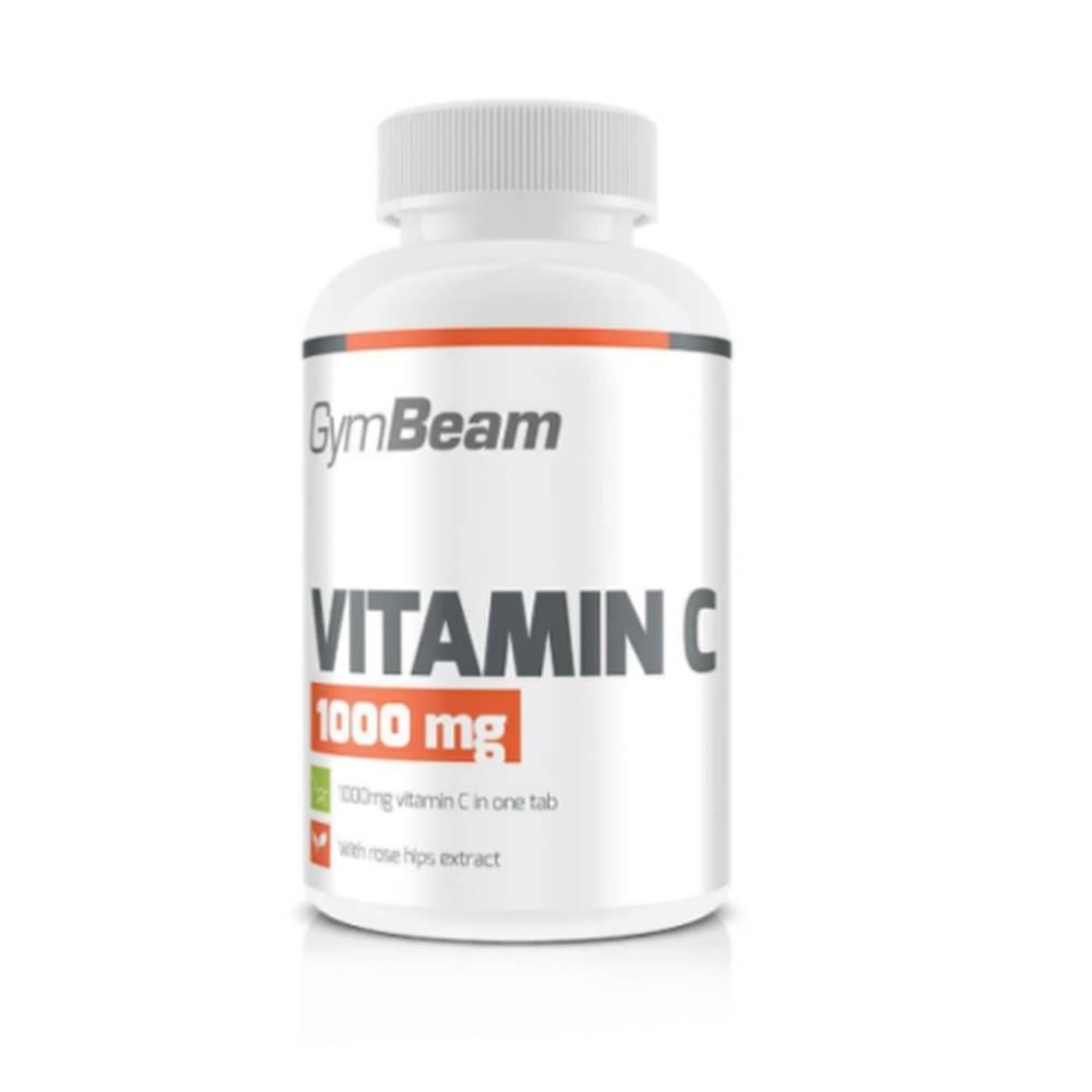 GymBeam GYMBEAM Vitamín C 1000 mg 90 kapsúl