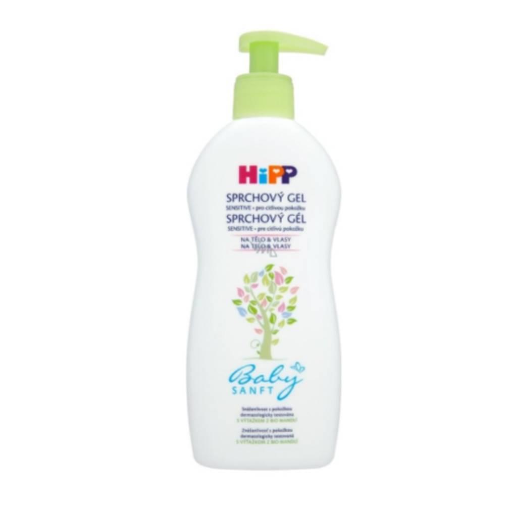 HiPP HIPP Babysanft sprchový gél 400 ml
