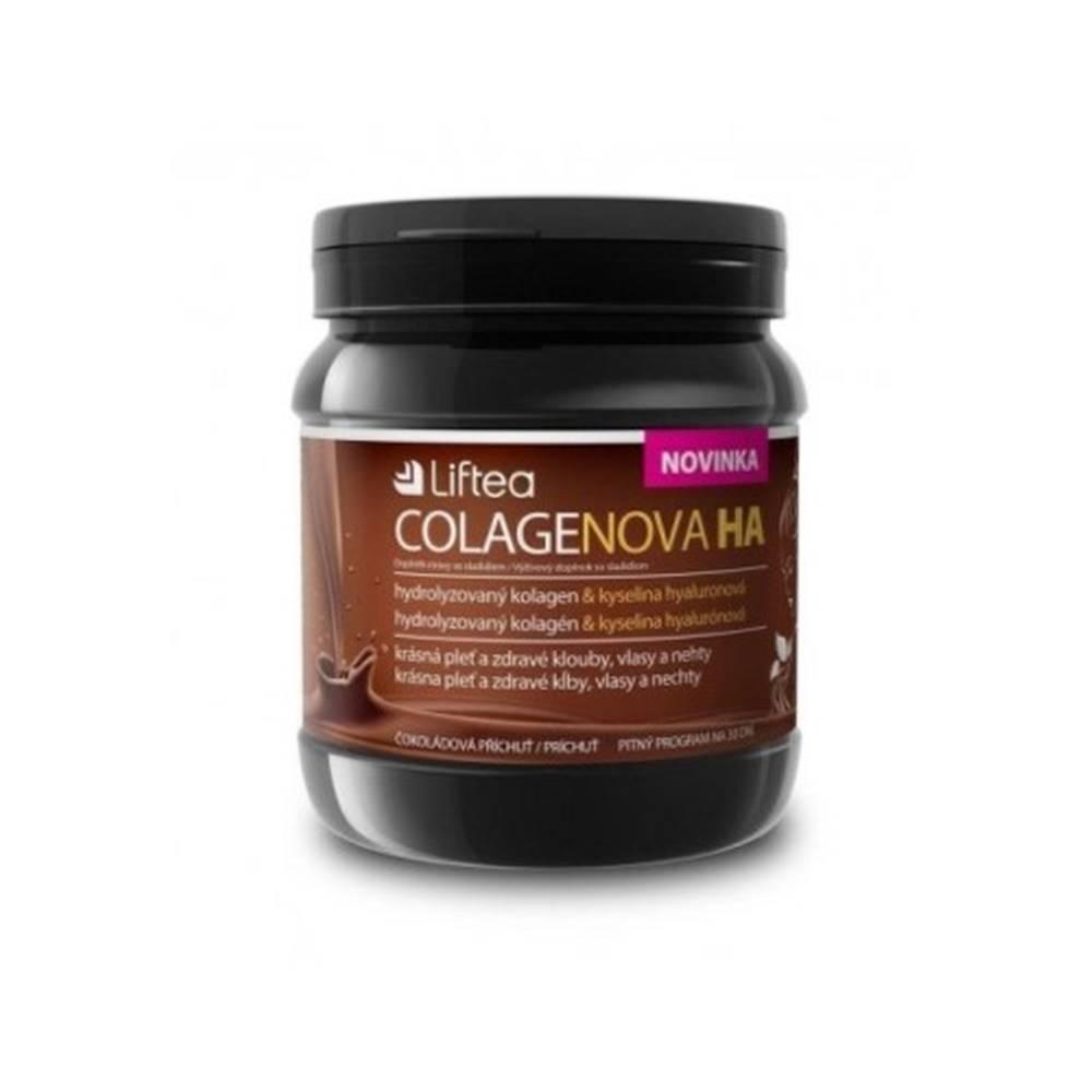 Liftea LIFTEA Colagenova HA čokoládová príchuť 390 g