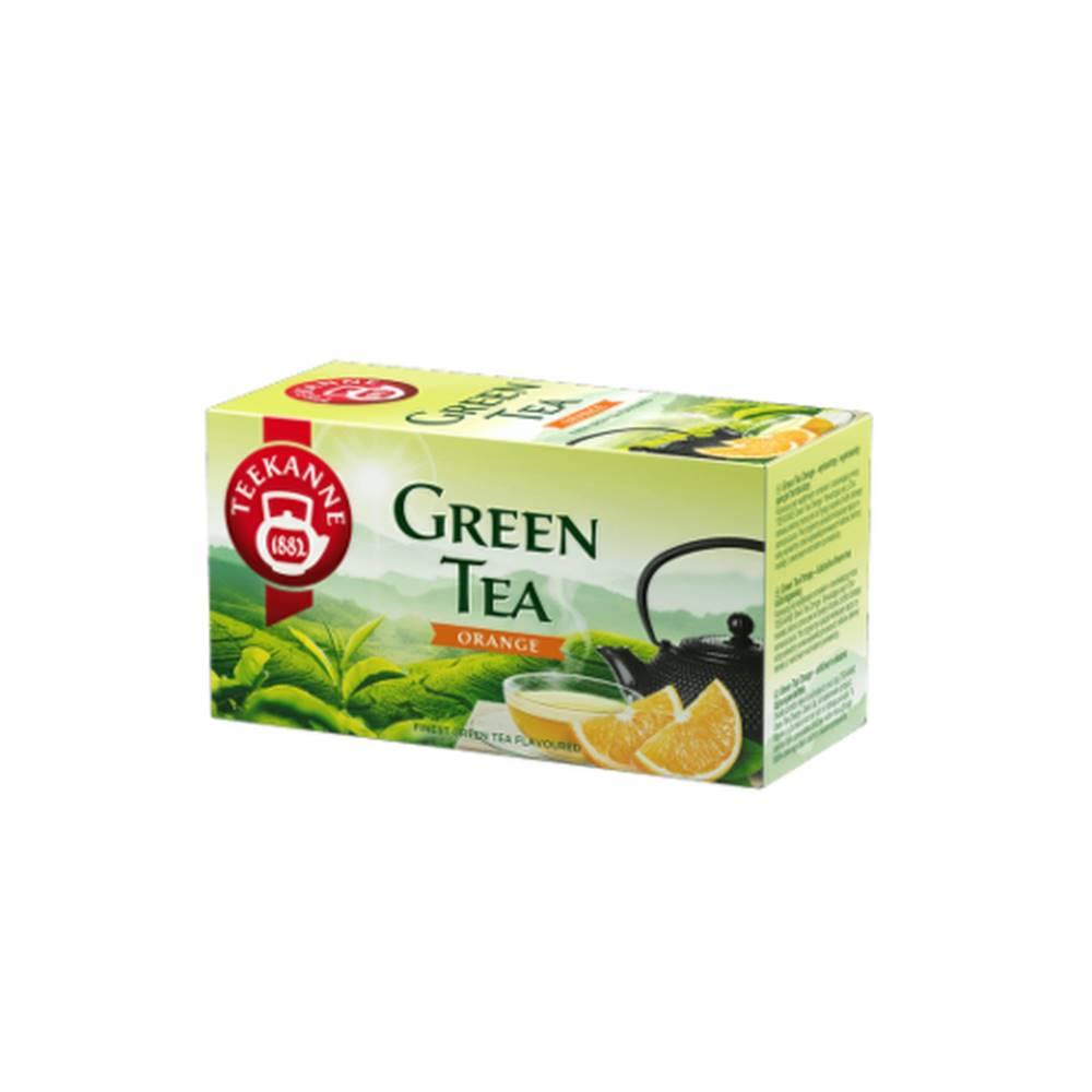 Teekanne TEEKANNE Green tea orange 20 x 1,75 g