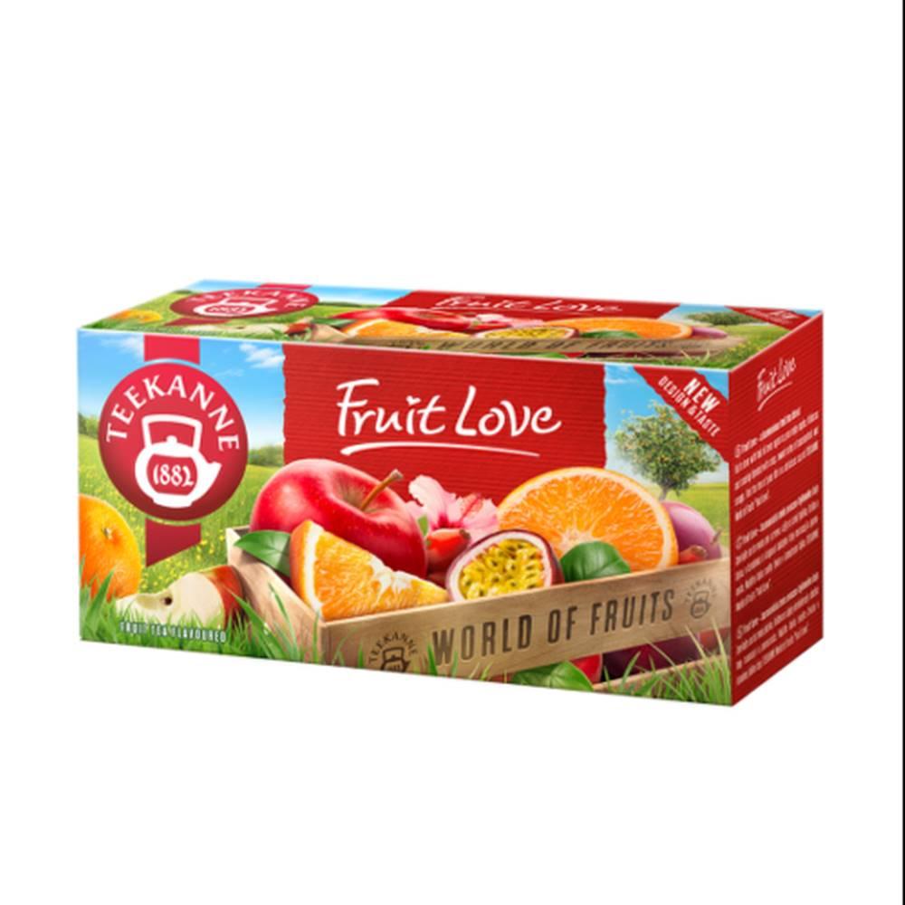 Teekanne TEEKANNE WOF Fruit love 20 x 2,25 g